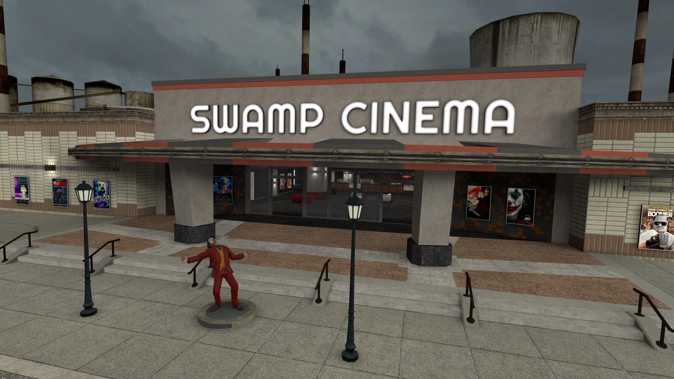 Swamp Cinema